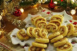 Almond-Cinnamon Palmiers