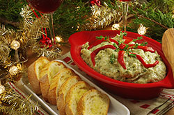 Herbed White Bean Spread