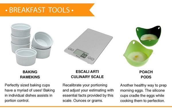 Breakfast Tools