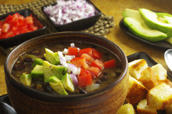 Elsie's Black Bean Soup