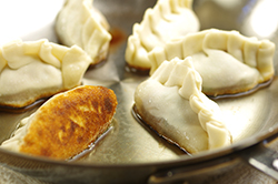 Crispy Bottom Dumpling