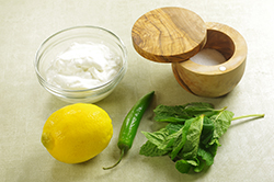Mint Sauce Ingredients