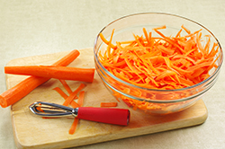 Carrot Ribbons