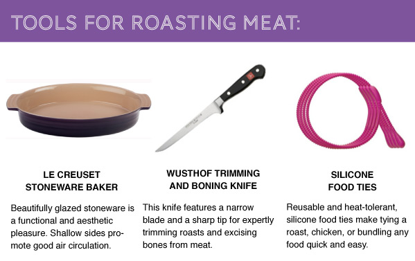 Tools for Roasting Meat