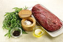 Filet Ingredients