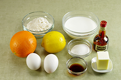 Crepe Ingredients