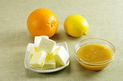Butter Sauce Ingredients