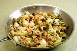 Seafood Mixture