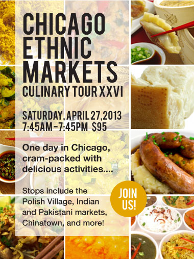 Chicago Ethnic Culinary Tour