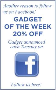 Gadget of the Week on Facebook