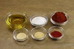 Chili Rub Ingredients