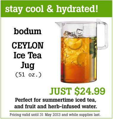 Bodum Ice Tea Jug