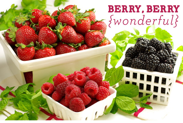 Berry, Berry Wonderful