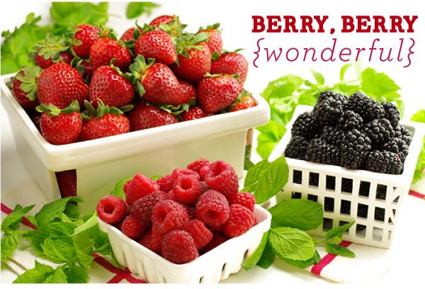 Berry, Berry Wonderful
