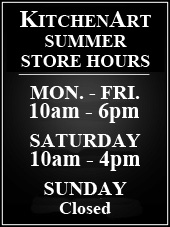 Summer Store Hours