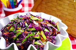 Colorful Chinese Kick-Slaw