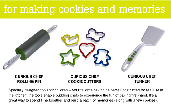 For Making Cookies and Memories