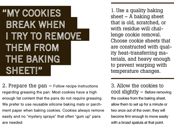 Breaking Cookies