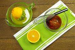 Mixing Stir-Fry Sauce