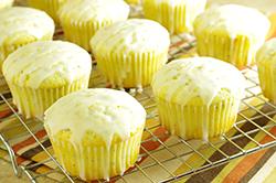 Glazed Muffins