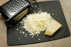 Shredding Cheese