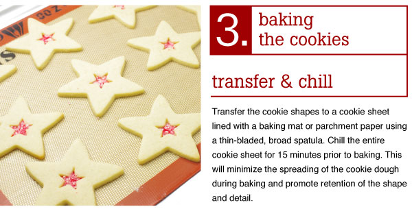 Baking the Cookies