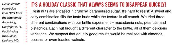 Nut Brittles