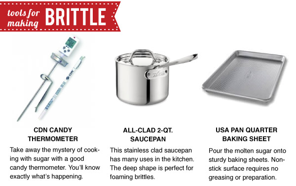 Tools for Making Brittle