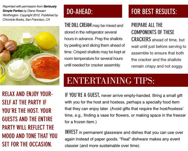 Salmon Tips