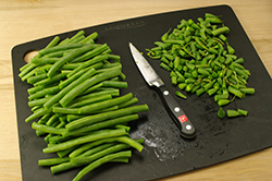 Trimming Beans