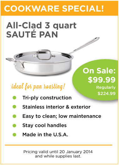 Cookware Special