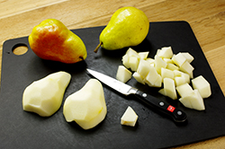 Cutting Pears
