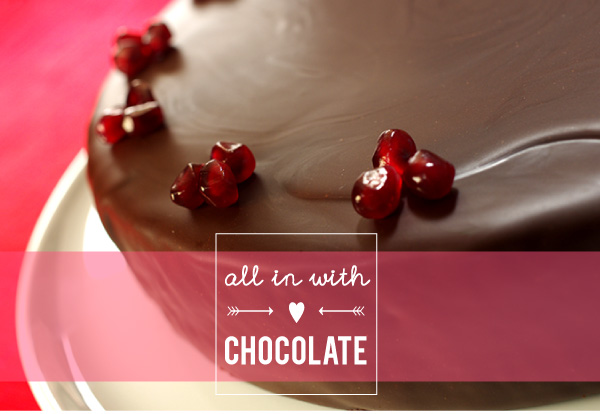 All In With Chocolate