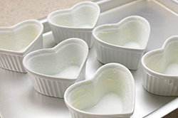Custard Cup Prep