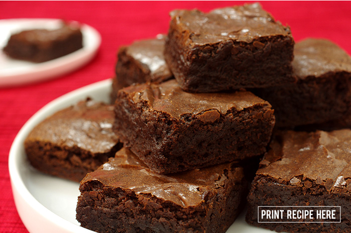 cocoa brownies makes 16 large or 25 smaller squares cocoa brownies ...
