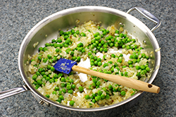 Peas and Onions