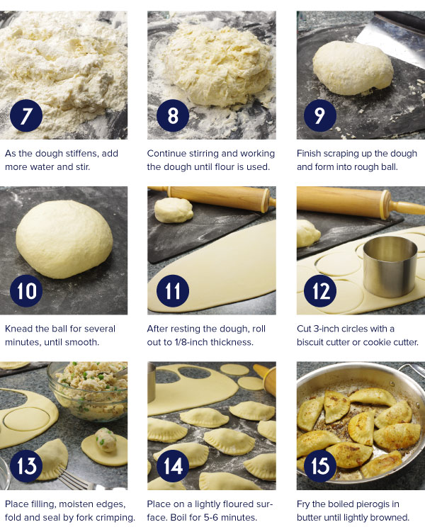 How to Make Pierogis