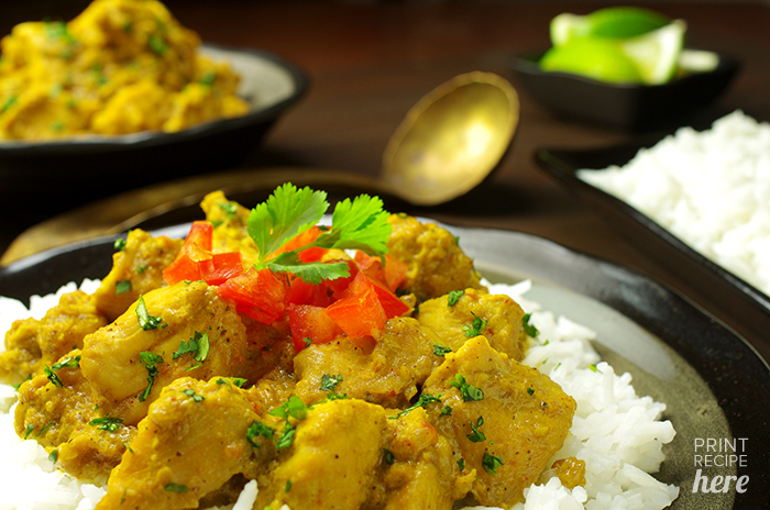Ultimate Chicken Curry