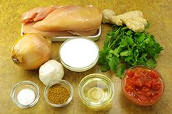 Chicken Ingredients