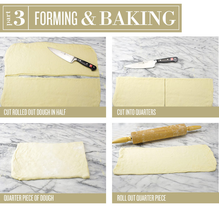Forming and Baking