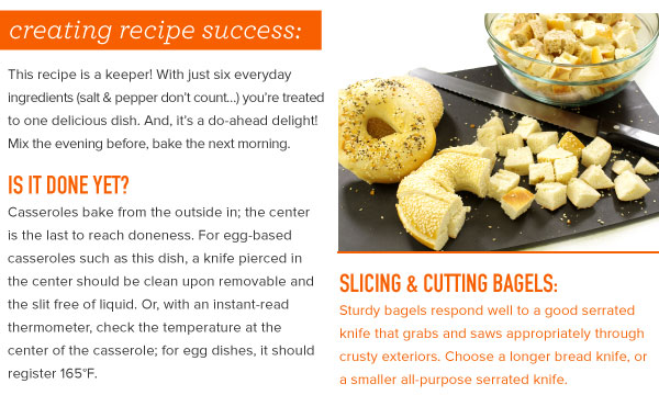 Creating Recipe Success