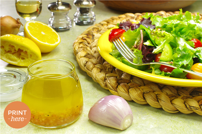 White Wine Vinaigrette