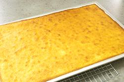 Baked Sheet Cake