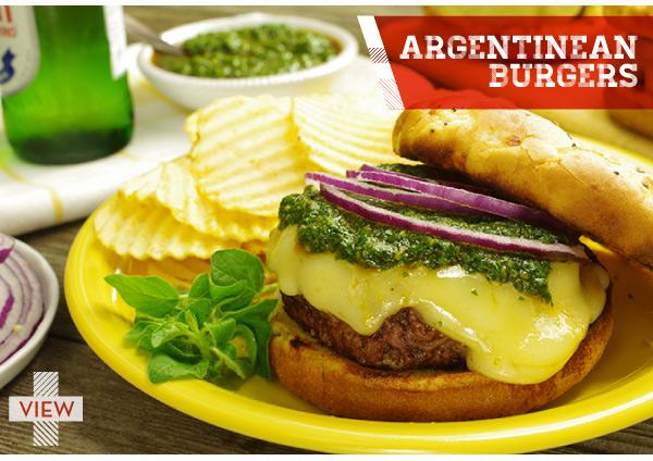 RECIPE: Argentinean Burgers