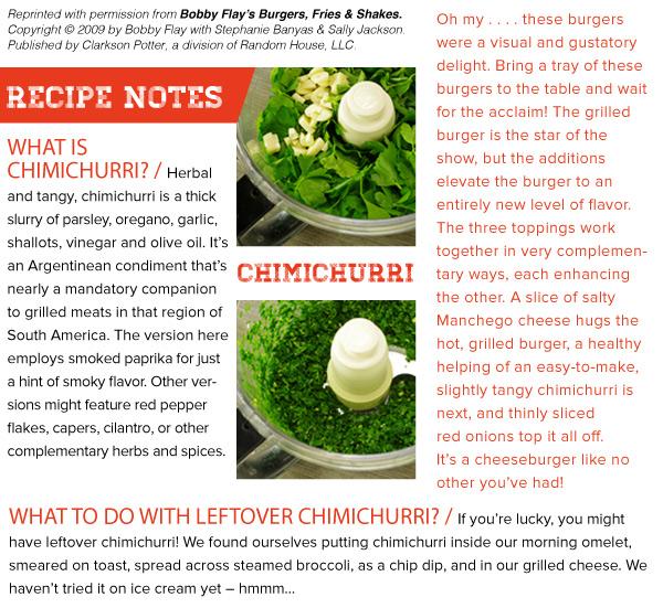 Recipe Notes