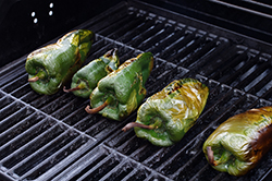 Peppers Roasted