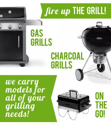 Weber Grilling