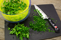 Mincing Parsley