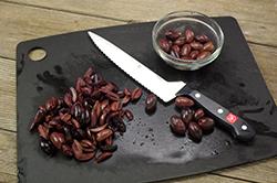 Quartering Olives