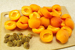 Pitted Apricots